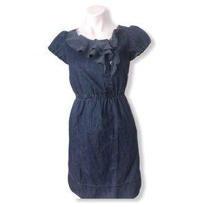 Anthropologie Plain & Fancy Dress by Maeve size XS